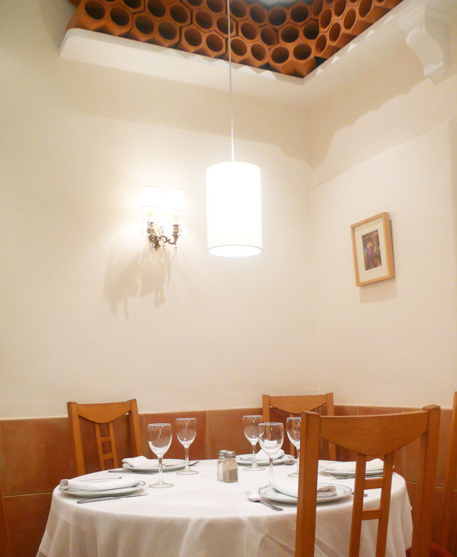 Restaurante casher en Madrid